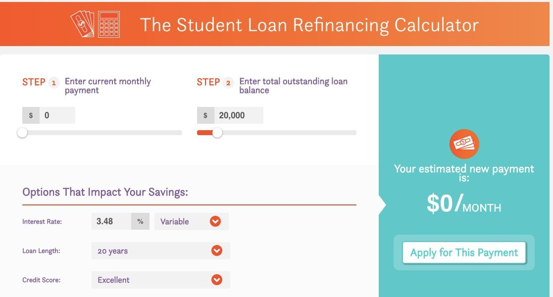 Refinance Student Loans >> How To Refinance Student Loans Nitro