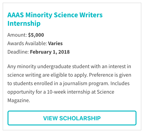 AAAS Minority Science Writers Internship.png