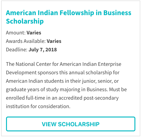 American Indian Fellowship in Business Scholarship.png