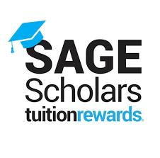 sage scholars tuition rewards logo